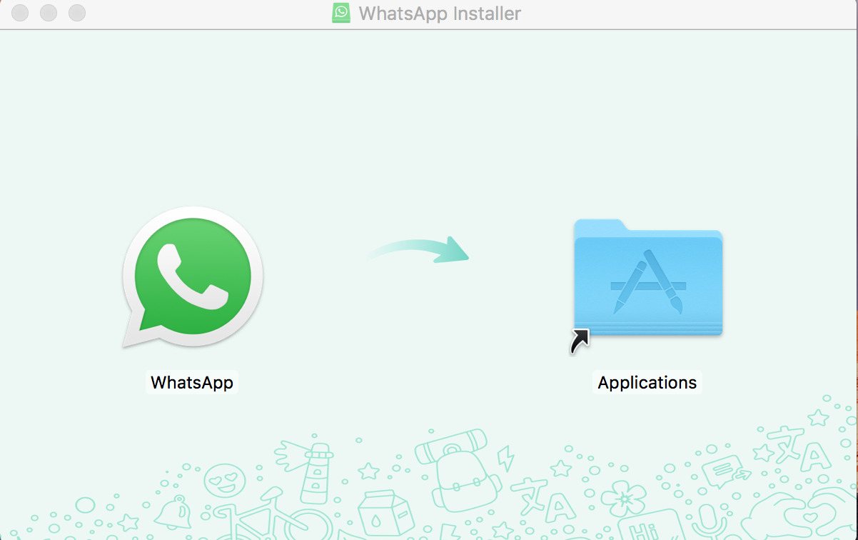 Installa Whatsapp sul mac