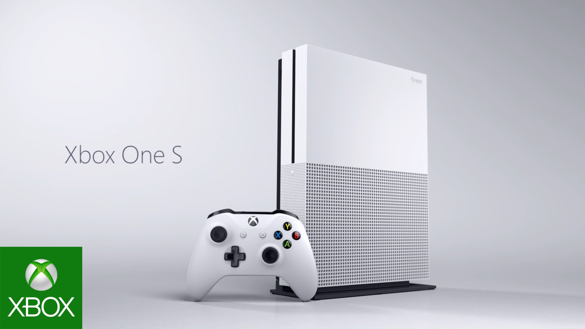 Xbox One S differenze