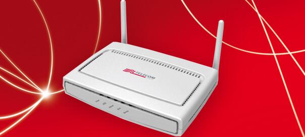 Come accedere al modem Telecom - Blogster